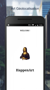 application HappenArt